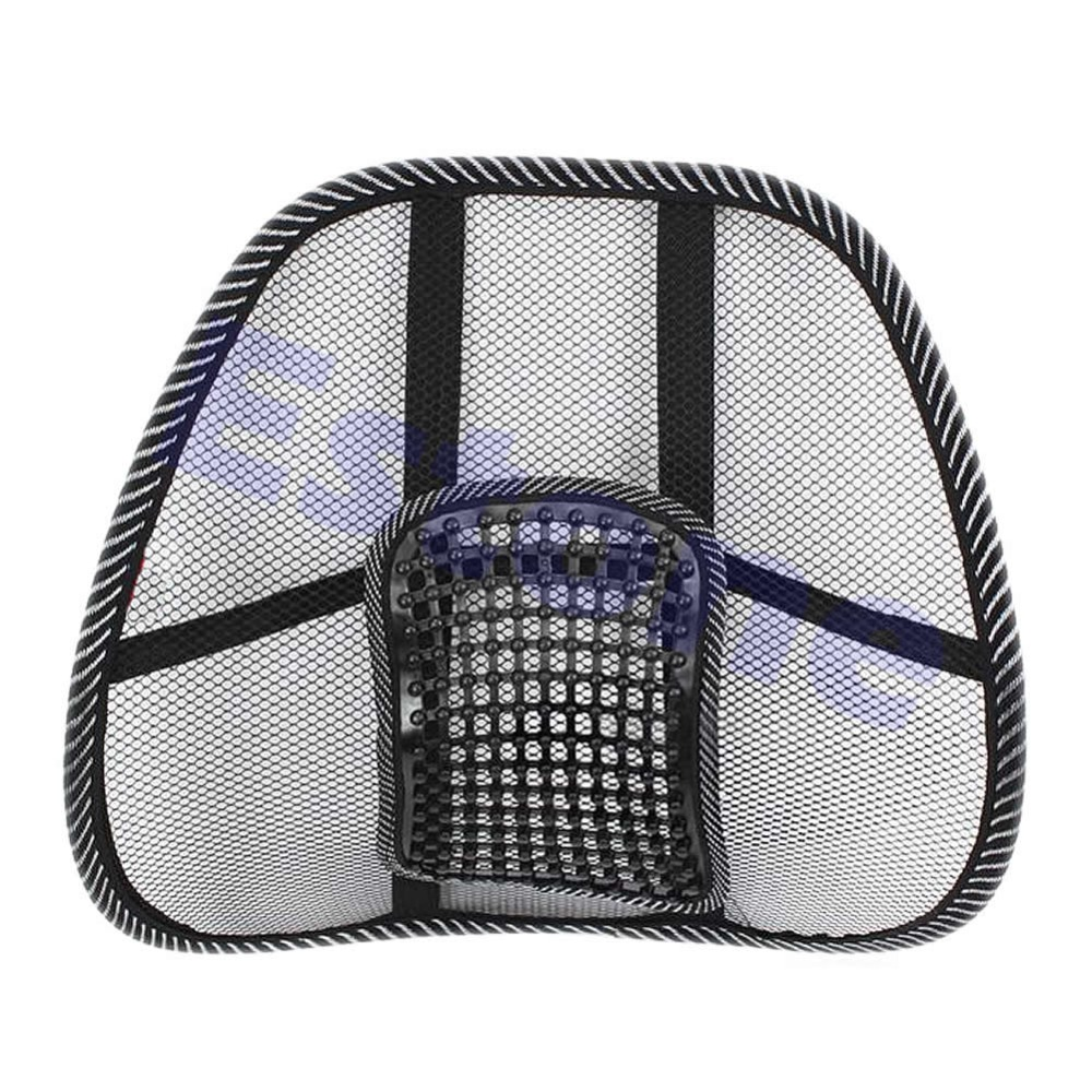 new cool vent massage cushion cushion mesh back lumber support office chair chair car seat. Black Bedroom Furniture Sets. Home Design Ideas