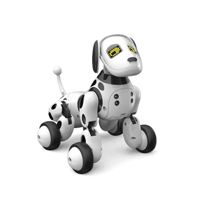 Detail Feedback Questions About Dimei 9007a Intelligent Rc Robot Dog