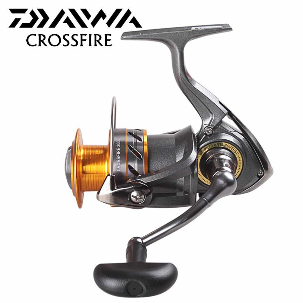Detail Feedback Questions about DAIWA CROSSFIRE Spinning