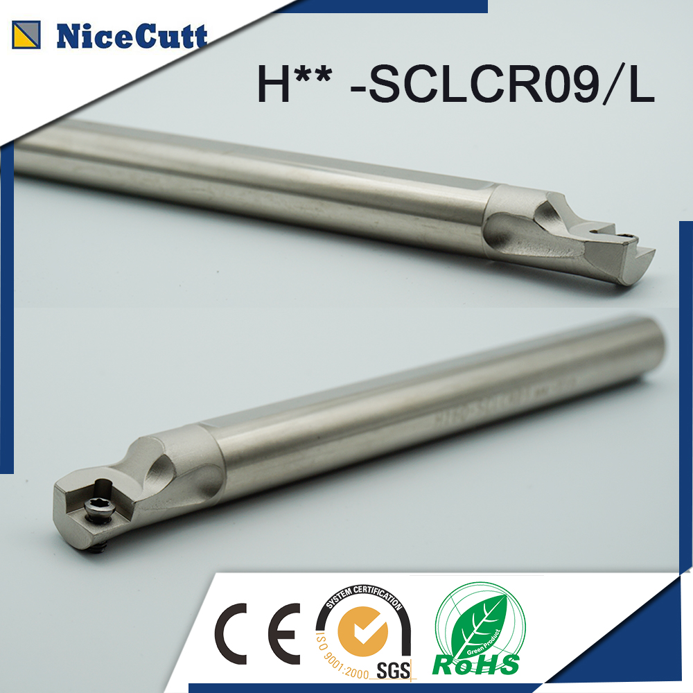 High Quality Internal Turning Tool  H12M-SCLCR09 for CCMT Series Insert high quality cnc lathe internal grooving and turning tool holder mgivl2520 3 mgivr2520 3 for carbide insert mgmn300 m