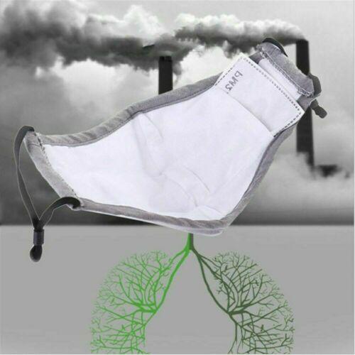 Reino Unido Multi capa de máscara cubierta Anti polvo niebla purificador de aire PM2.5