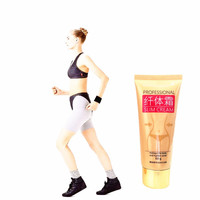 Ginger Body Cream Strong Efficacy Slim Creams, Losing Weight Products, Anti Cellulite Slimming Creams For Slimming 1 Bottle=60g Body Self Tanners & Bronzers