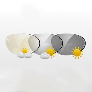 Image 2 - 1.56インテリジェントフォトクロミック累進多焦点樹脂レンズ近視老眼乱視光学処方メガネレンズ