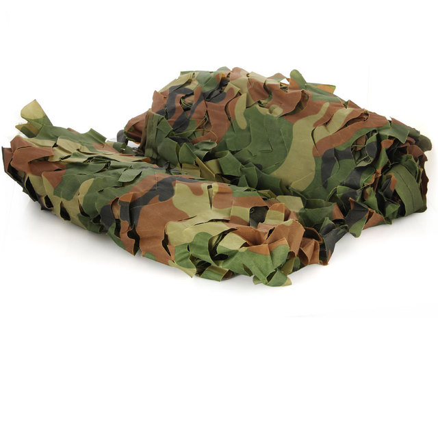 2x3m Woodland Camouflage Net Toldo Camo Netting Camping Beach Military Hunting Large Shelter Carpas Sunshade Awning Tent