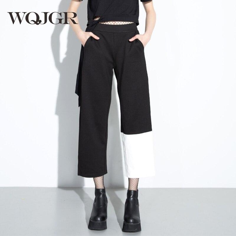 WQJGR 2018 ट्राउजर महिला - महिलाओं के कपड़े