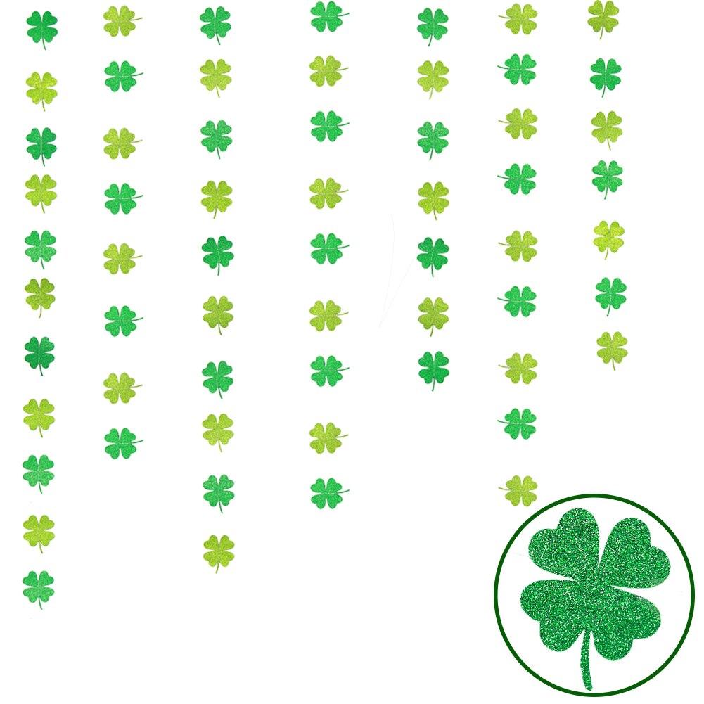 4M 11 Flags St Patrick/'s Day Irish Celebration Decoration Ireland Flag Bunting
