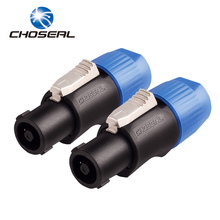 Choseal Speakon connector NL4FC, NL4FX, NLT4X, NL2