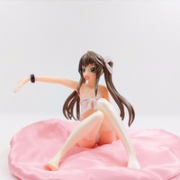 Free Shipping 4 Infinite Stratos IS Anime Lingyin Huang Lingerie Style Boxed 10cm PVC Action Figure