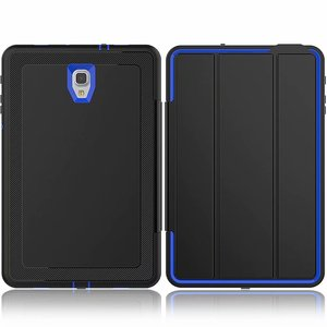 Image 3 - Full Protection Case For Samsung Galaxy Tab A 10.5 2018 SM T590 T595 T597 Safe Shockproof Heavy Duty TPU Hard Cover Kickstand