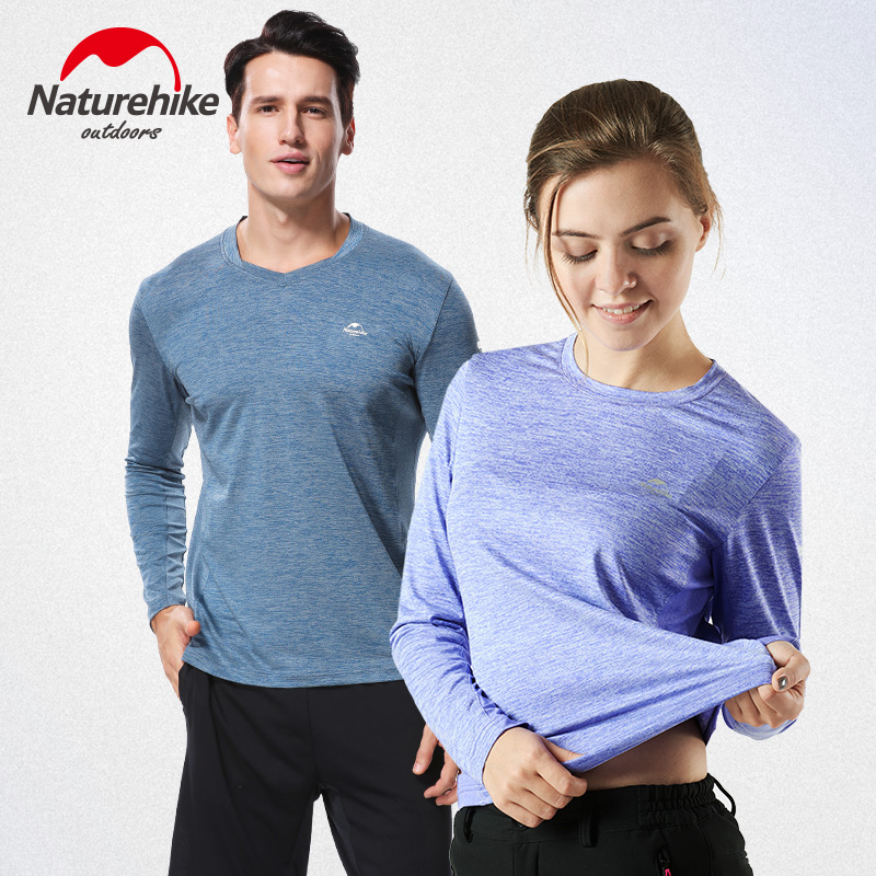 Naturehike Quick Drying T-shirt Breathable Running Sportswear Fitness Gym Yoga T-Shirt crazyfit mesh hollow out sport tank top women 2018 shirt quick dry fitness yoga workout running gym yoga top clothing sportswear
