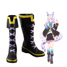 Game Horse Collection Pretty Derby Special Week Suzuka Cosplay Shoes Boots Custom Made faulks s week in december special ed
