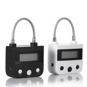 Image 4 - Multipurpose Time Lock For Ankle Handcuffs Mouth Gag Electronic Timer Bondage