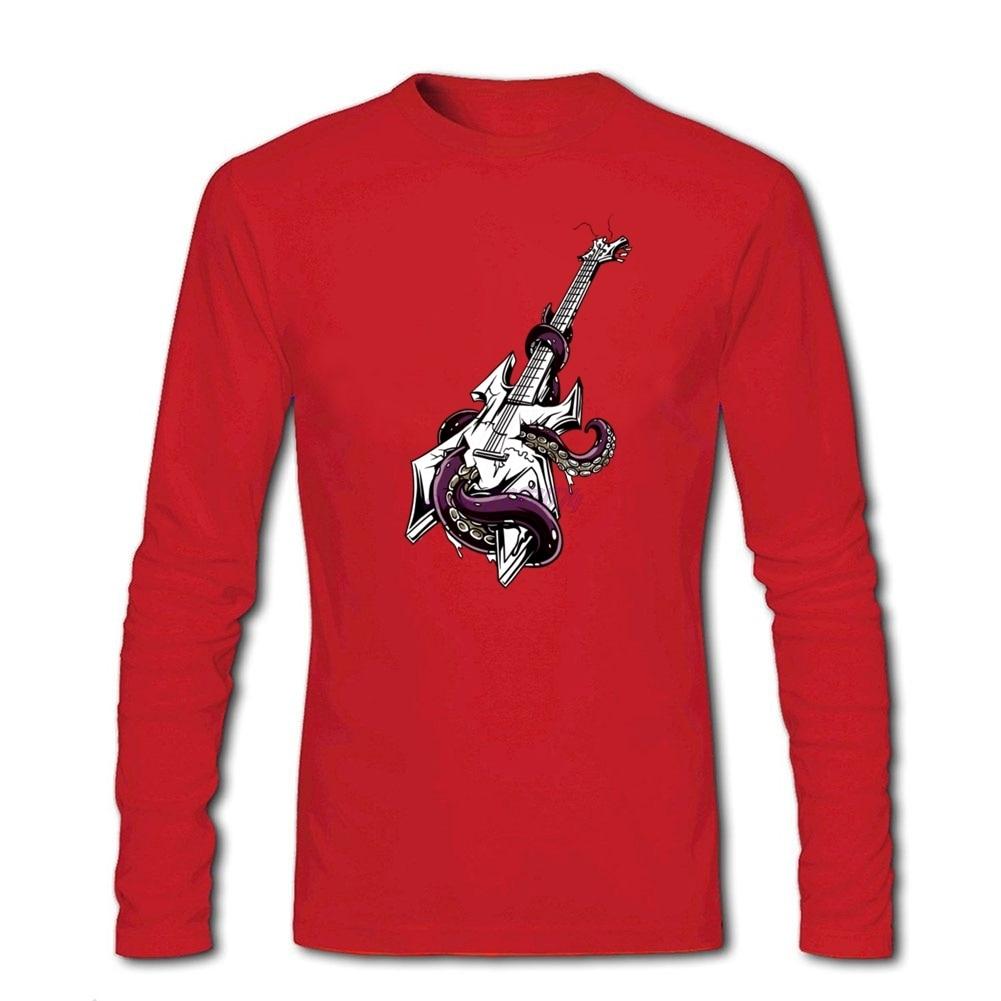 Design shirts and sell online - Best Online T Shirt Shops Man S Design Guitar Hip Hop Cotton O Neck Mashine Washable