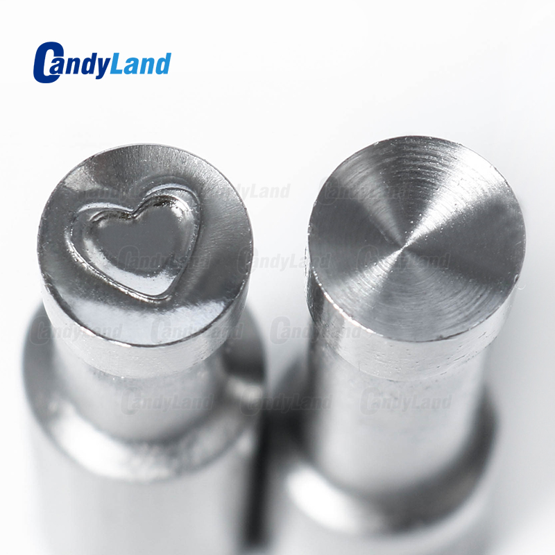 CandyLand Heart Logo Press Tool Punch Die Sets Candy Salt Milk Sugar TDP0 TDP1.5 Pill Maker Mould TDP0/5 Making Machine MoldCandyLand Heart Logo Press Tool Punch Die Sets Candy Salt Milk Sugar TDP0 TDP1.5 Pill Maker Mould TDP0/5 Making Machine Mold