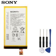 Original SONY Battery For Sony Xperia Z5C Z5 mini E5823 z5 compact LIS1594ERPC Genuine Replacement Phone Battery + Tools 2700mAh стоимость