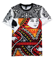 Лето женщины / мужчины 3d t рубашка Creative игральные карты / покер лопаты harajuku футболки camisa masculina M-XXL
