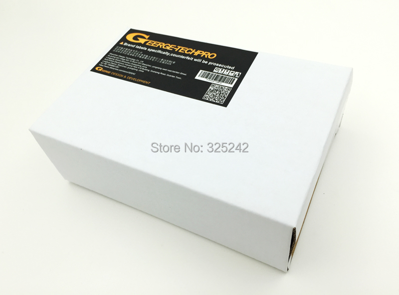 led light packing box