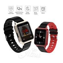 LIGE New Smart Watch Men Bluetooth Video player TF Push Message Camera Sport pedometer Women Digital Android Phone
