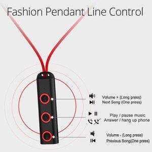 Image 5 - BT313 Bluetooth écouteurs Sport sans fil casque mains libres bluetooth écouteurs basse casques avec micro pour téléphone xiaomi iphone