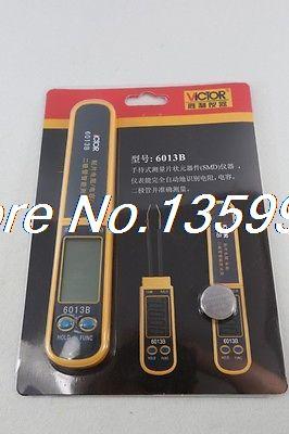 RC SMD Smart Multimeter Capacitance Tweezers Meter my68 handheld auto range digital multimeter dmm w capacitance frequency