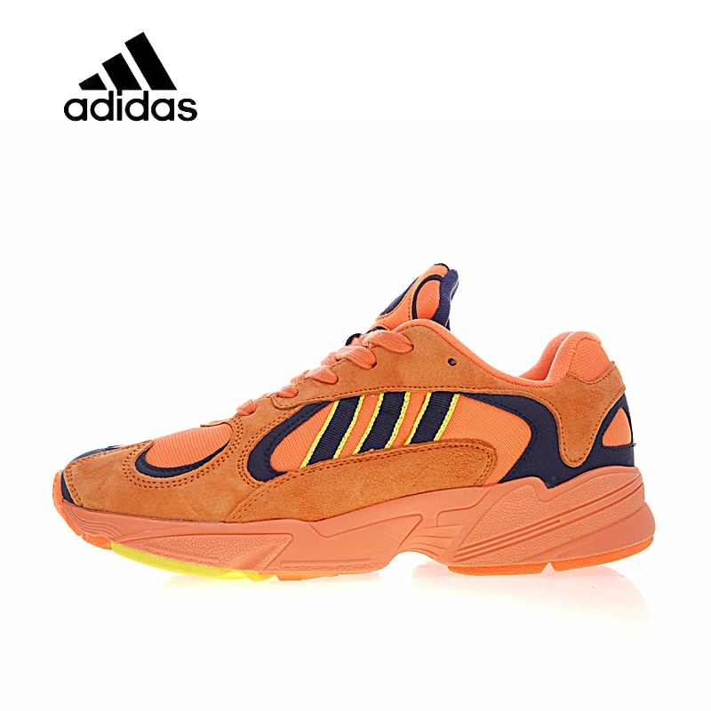 19ff1c9124 US $295.78 5% OFF|Original Official Adidas Originals Yung 1 Men's Women's  Comfortable Running Shoes Sport Outdoor Sneakers New Arrival B37613-in ...