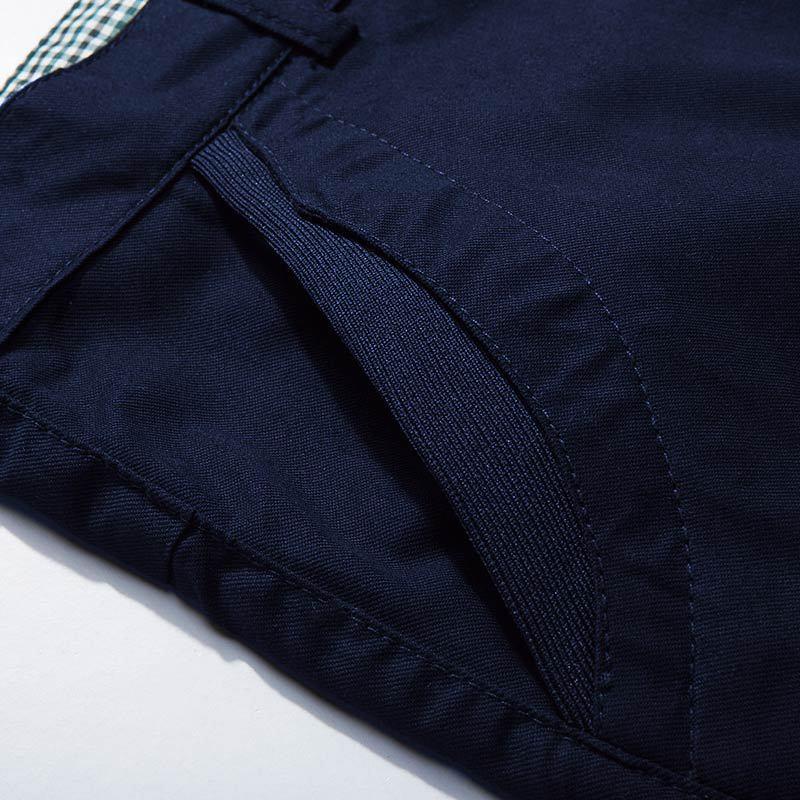 SHIFUREN 2017 Summer New Men Causal Shorts Breathable 100% Cotton Knee Length Zipper Fly Men Cargo Shorts Big Size 28-40 No Belt