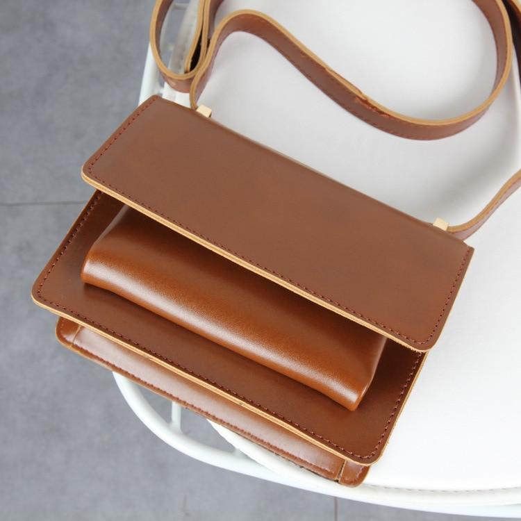 2018 New Korean Version Trend Women Bag Retro Fashion Handbags Classical Shoulder Bag Messenger Bag new fashion women handbags simple contrast color bag retro korean version shoulder bag chain woman messenger bag
