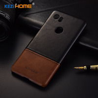 Luxury For Google Pixel 2 XL Case Luxury Genuine Leather Pc Hard Phone Case For Google