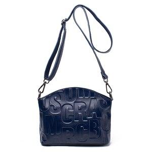 Image 3 - Marke Mode Taschen aus echtem leder tasche elegante handtasche Luxus Stil frauen leder handtaschen bolsa feminina Viele farben