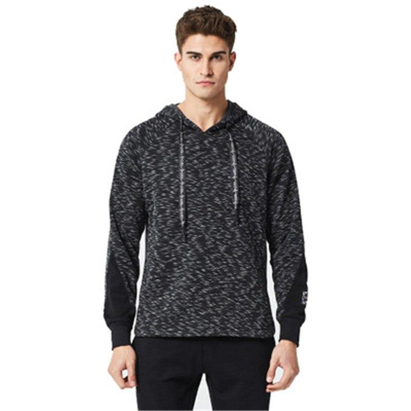 2018 Men Fashion Brand Solid Color Mens Hoodies Pullover Hip Hop Mens Casual Sweatshirts Hoodie Sweats