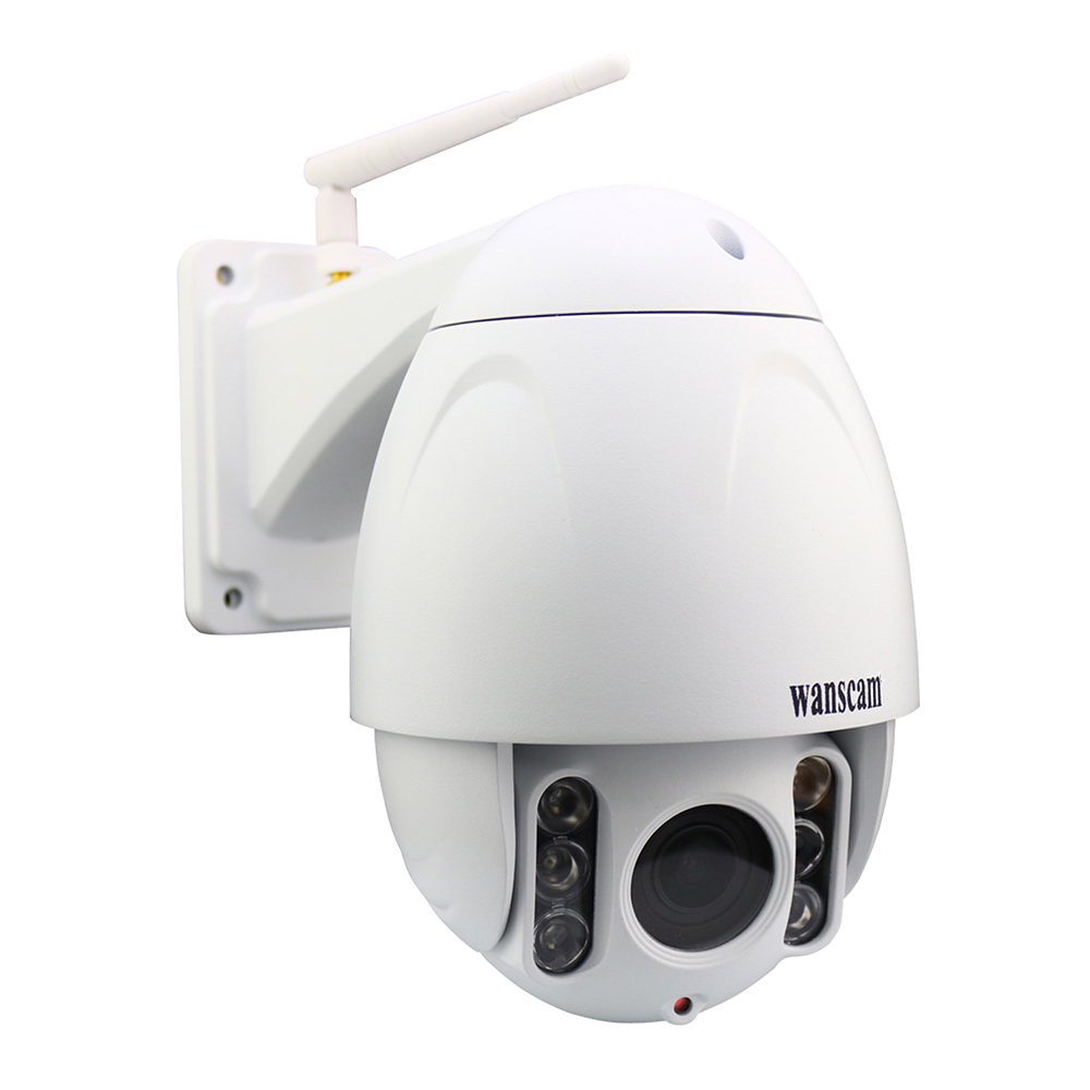 WANSCAM HW0045 WiFi IP Camera FHD 1080P Night Vision Security Camera TF Card Waterproof Surveillance Camera for Outdoor Use wanscam 1080p full hd wifi surveillance camera wireless security ip camera outdoor waterproof night vision support sd tf memory