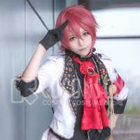Anime IDOLiSH7 OP WiSH VOYAGE Nanase Riku Uniform Fancy Dress Cosplay Costume All Sizes