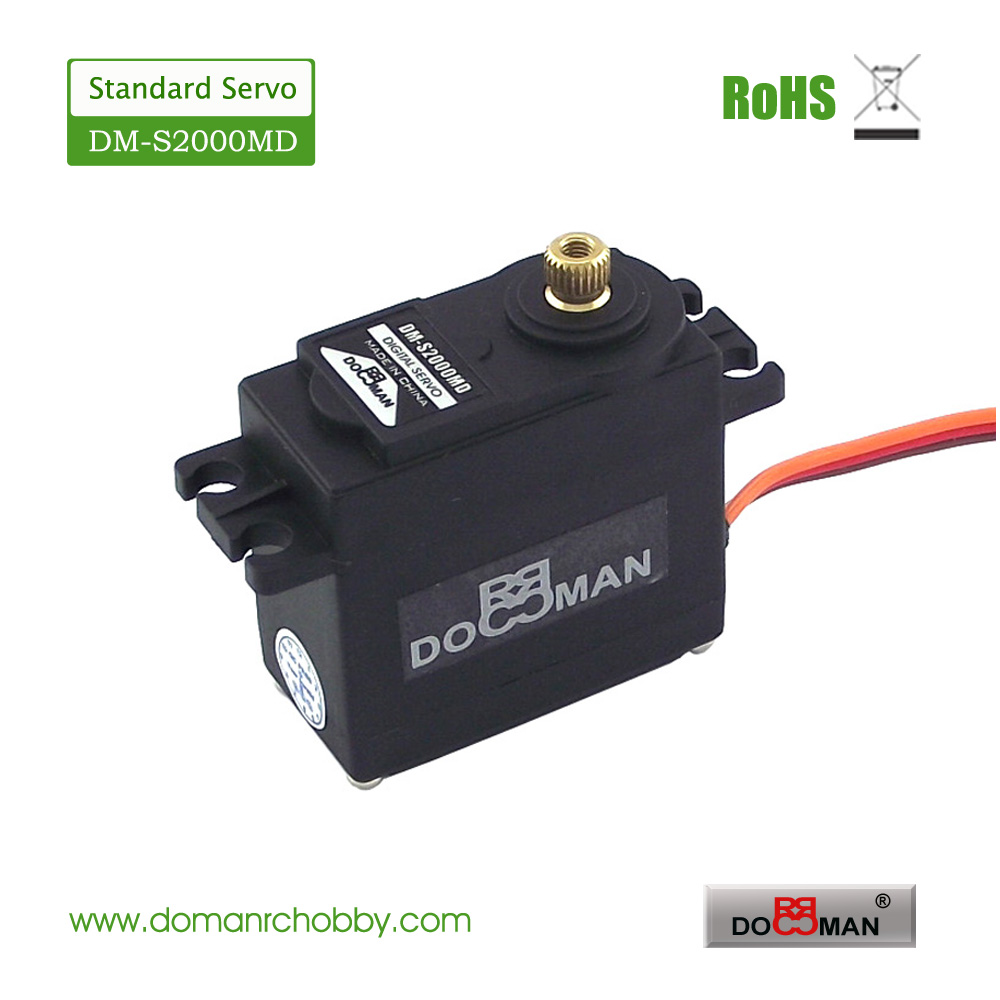 US $8 55 5% OFF|1pcs/lot DOMAN RC hobby DM S2000MD metal gear 20kg digital  rc servo-in Parts & Accessories from Toys & Hobbies on Aliexpress com |