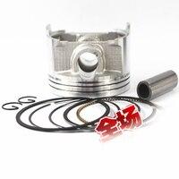 Motorcycle 25 50 75 100 83 5mm 83mm Piston Piston Ring Kit For Suzuki AN400 AN