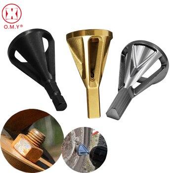 OMY Deburring External Chamfer Stainless Steel Metal Remove Burr tool chamfer bit countersink drill
