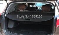Auto rear trunk cargo cover for KIA Sportage 2010 2014, auto accessories