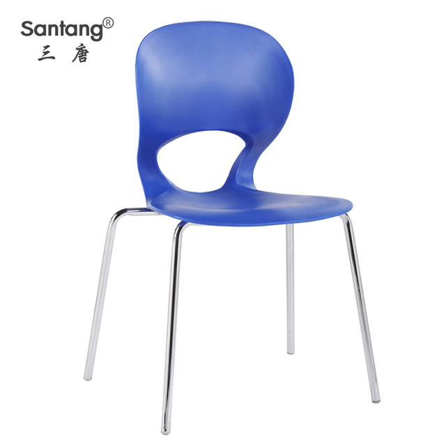 Outdoor Restaurant Chairs Wayfair Chair Cushions Three Tang Modern Minimalist Dining Plastic Coffee Household Utility Lightweight