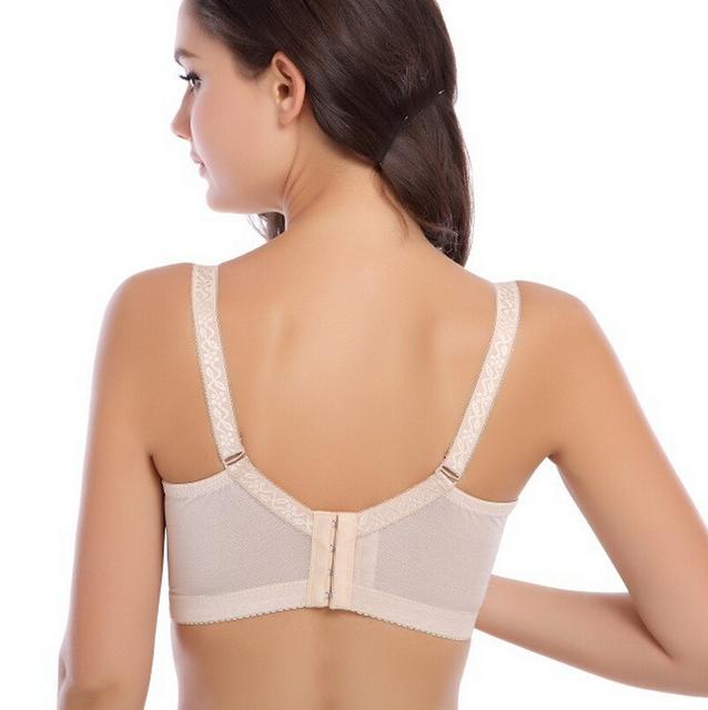 Push up bra large size sexy women underwear bralette