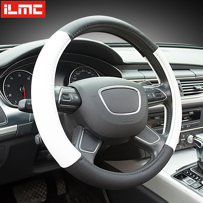 Online Buy Wholesale steering wheel cover white from China