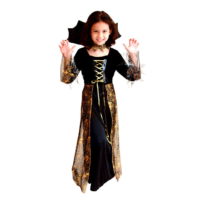girl dress up disfraces fantasia de halloween horror disfraces nios nios vampiro cosplay traje uniformes del