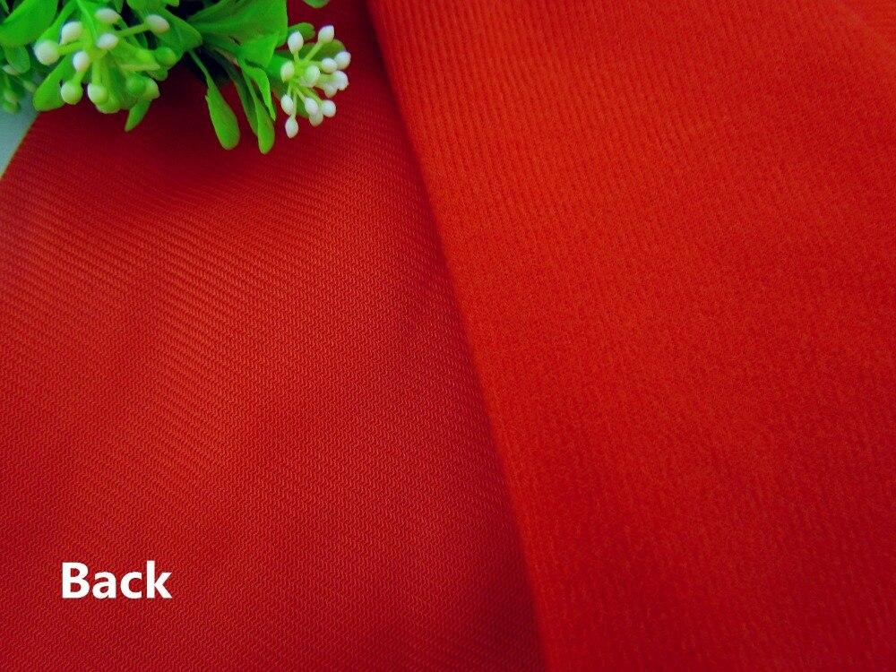 ⑦9283 # de Color Rojo Lazo tejido de Lana puede pegarse por Arte de ...
