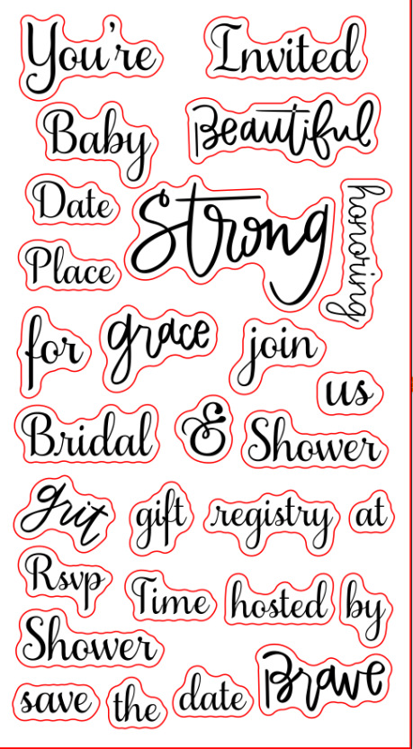 Buy Baby Shower Stamps And Get Free Shipping On Aliexpress