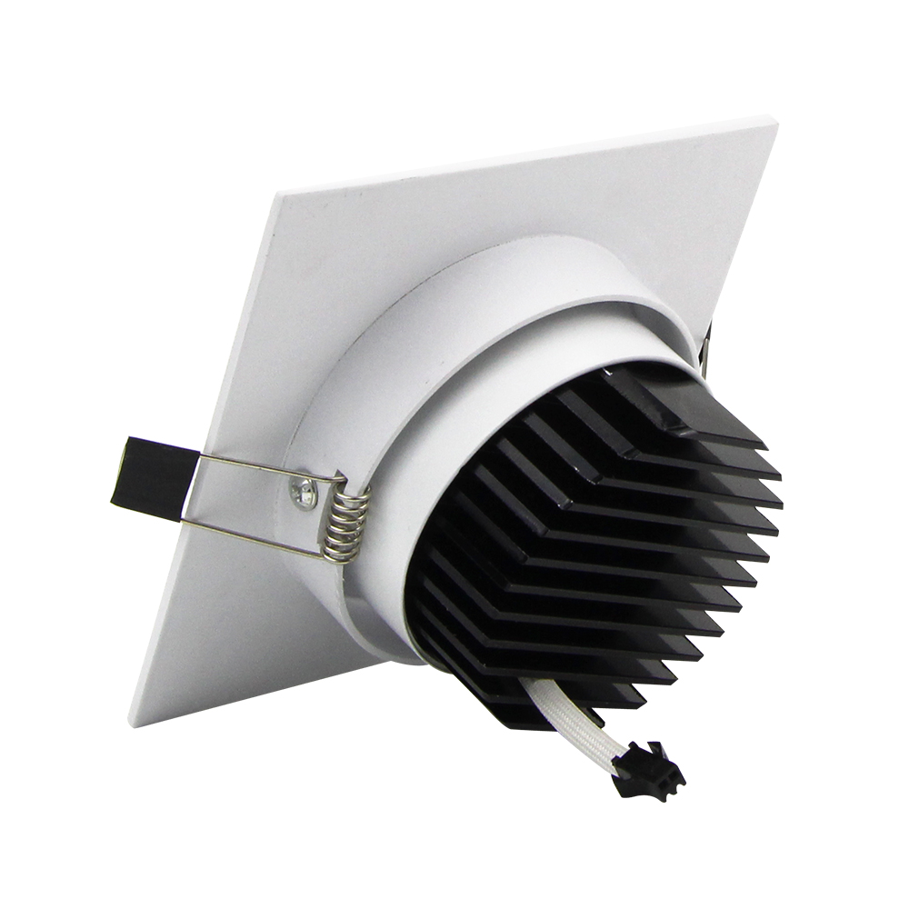 Downlights w 12 w 15 w Tipo de Ítem : Square Downlight