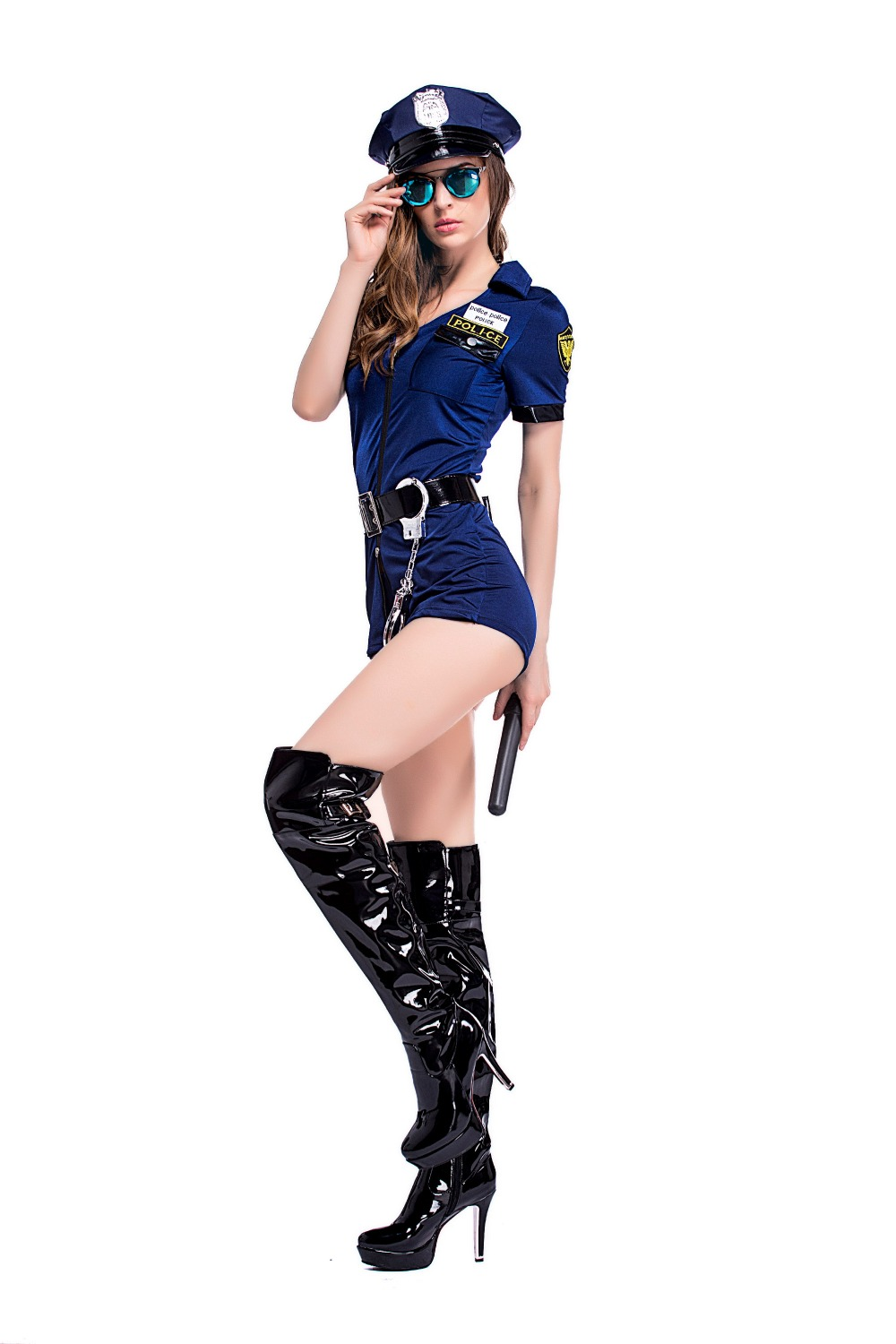 Sexy police women costumes