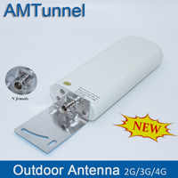 Antena 4G 3G 4G na zewnątrz antene 4G modem antena GSM antena 20 ~ 25dBi antena zewnętrzna dla wzmacniacz sygnału komórkowego modem router