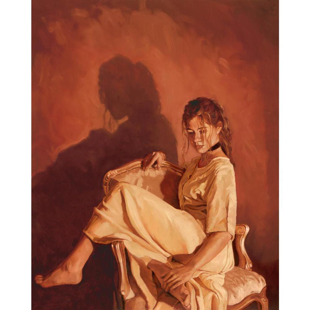 Portrait painting Dancers Chaise D or Spanish art canvas oil paintings hand-paintedPortrait painting Dancers Chaise D or Spanish art canvas oil paintings hand-painted
