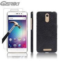 Luxury Crocodile Grain Pattern Phone Cover For Blu Vivo 5R Ultra Slim PU Leather Back Protective
