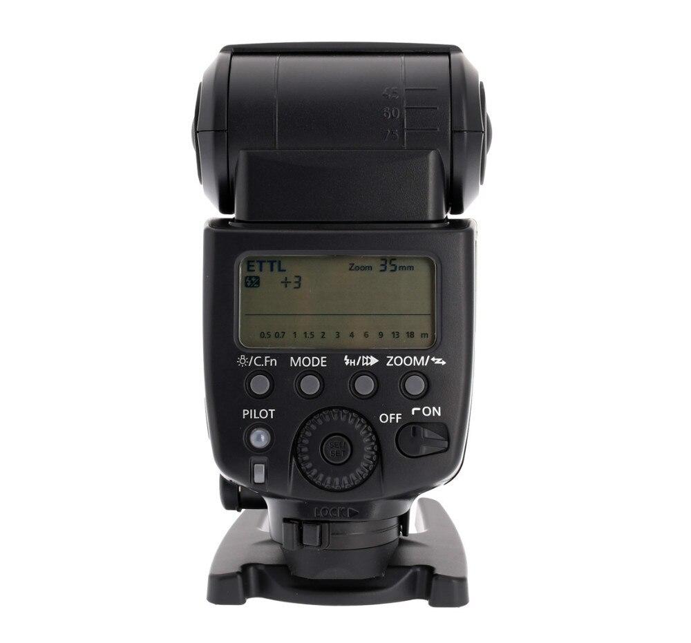 MEKE Meike MK 580 TTL Κάμερα Flash Speedlite για Canon 580EX - Κάμερα και φωτογραφία - Φωτογραφία 2