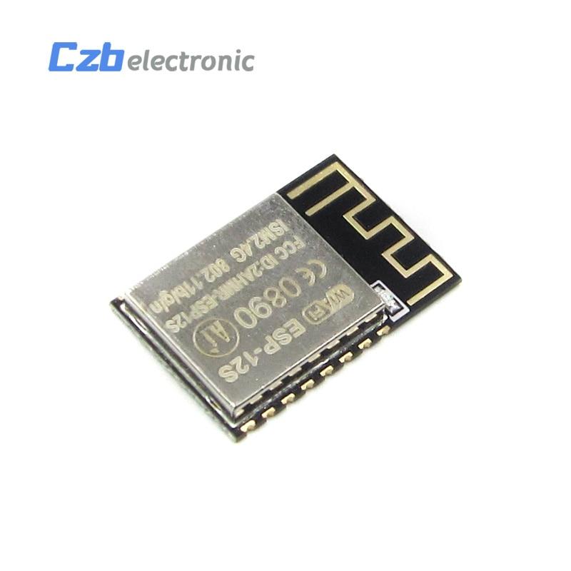 ESP-12S ESP8266 Serial WIFI Wireless Transceiver Module Send Receive LWIP AP+STA