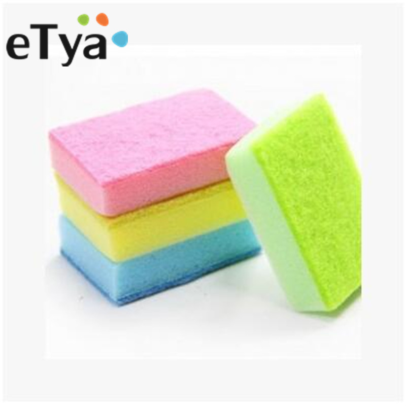 10pcs Nano-antibacterial Cleaning Tools Magic Sponge Melamine Cleaner Kitchen & Household Accessories Clean Scouring Pads